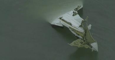 FAB não consegue remover avião que caiu com Teori Zavasck no mar