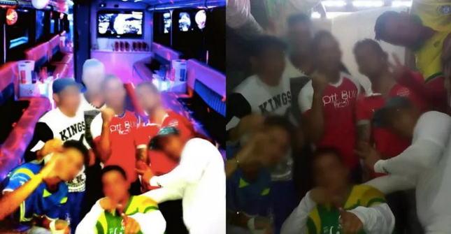 Detentos postam fotos nas redes sociais como se estivessem em 'baladas'