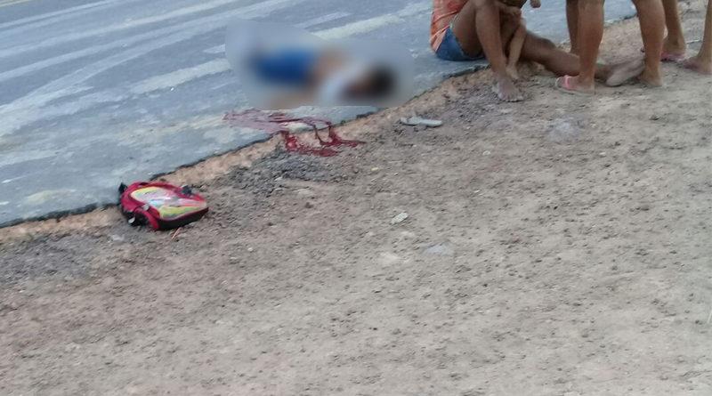 Duas crianças morrem em grave acidente na rodovia AM-010