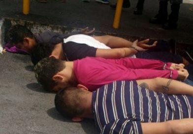 Quarteto é preso enquanto se preparava para cometer arrastão no CSU do Parque Dez