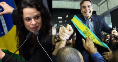 Bolsonaro cogita chapa pura e não descarta Janaina Paschoal como vice